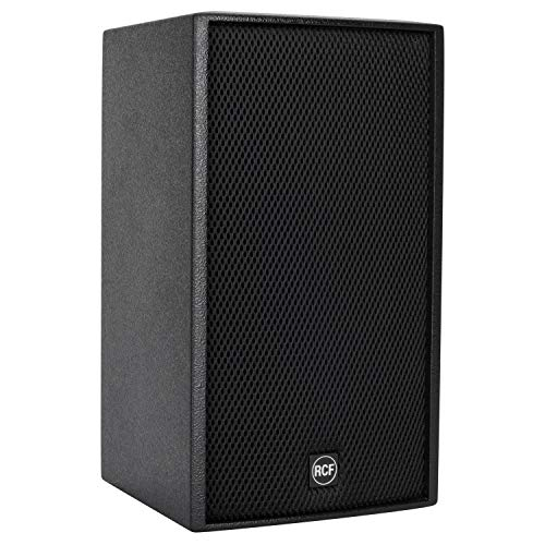 (RCF M 501 5.5-inch Two Way Passive Speaker, Black)