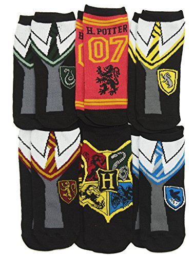 Harry Potter Hogwarts School Uniforms Robes 6 Pack Ankle (Ravenclaw Quidditch Robes)