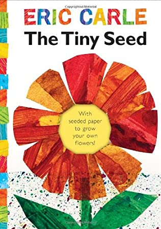 book cover of The Tiny Seed