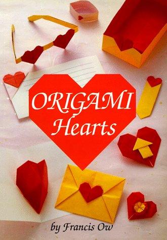 Origami Hearts - Origami Heart Folding