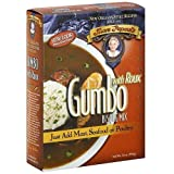 Mam Papaul's Gumbo with Roux Bisque Mix by Mam Papaul's