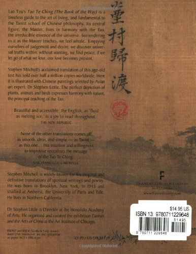tao te ching online pdf