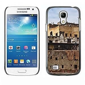 Print Motif Coque de protection Case Cover // F00002274 curtidores de bronceado Tanner // Samsung Galaxy S4 Mini i9190