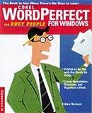WordPerfect 8 for Busy People, Elden Nelson, 0078823137