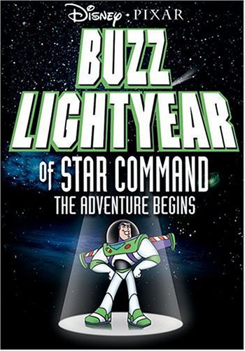 Top buzz lightyear of star command