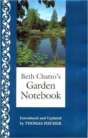 Book Beth Chatto's Garden Notebook