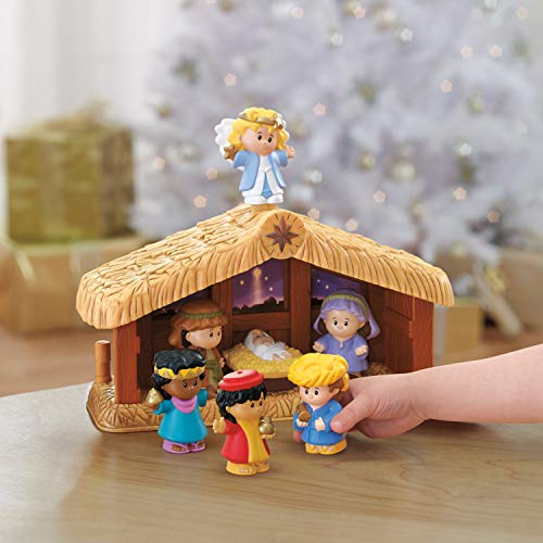 Fisher Price Little People A Christmas Story