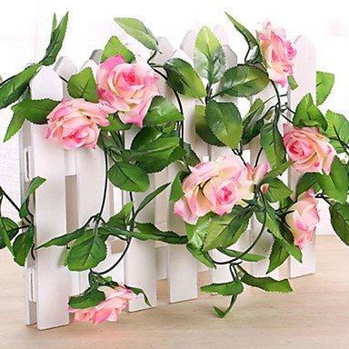 95 L Nueve Hermosas Flores Rosas Bine 1pc Rosa Oscuro660 Amazon Com