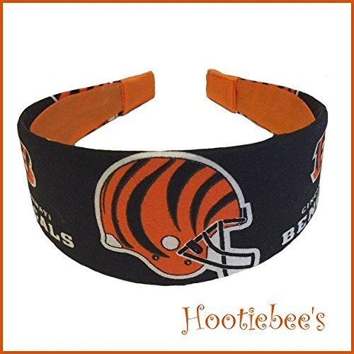 Cincinnati Bengals Headband (Bengal Head)