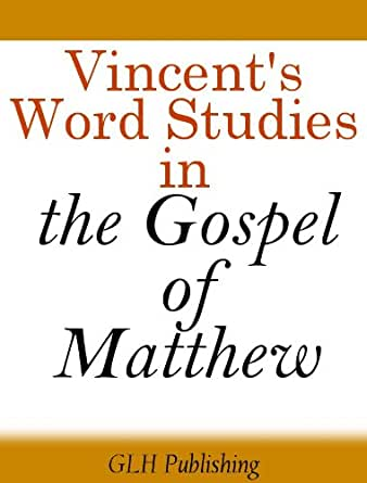 word study of change in matthew Lifechange bible study series  this involves change, and change isn't always easy  matthew, lifechange bible study navpress / 1996 / trade paperback.