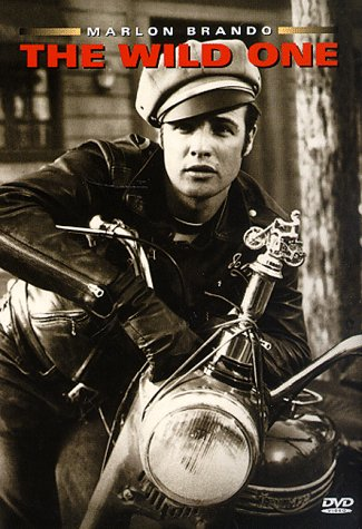 The Wild One by BRANDO,MARLON