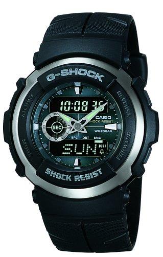 G-Shock Black Resin Sport Watch
