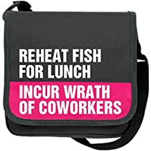 Microwaving Fish At Work: Port Authority Lunch Cooler Messenger Bag