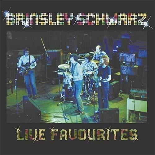 Vinilo : Brinsley Schwarz - Live Favourites (United Kingdom - Import)