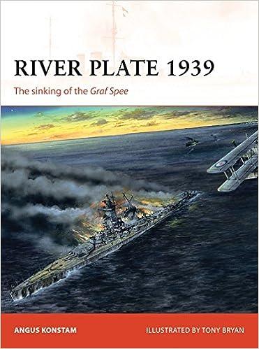 Image result for graf spee battle river plate