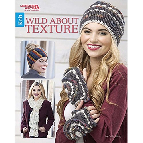 Wild About Texture | Knitting | Leisure Arts (7051)