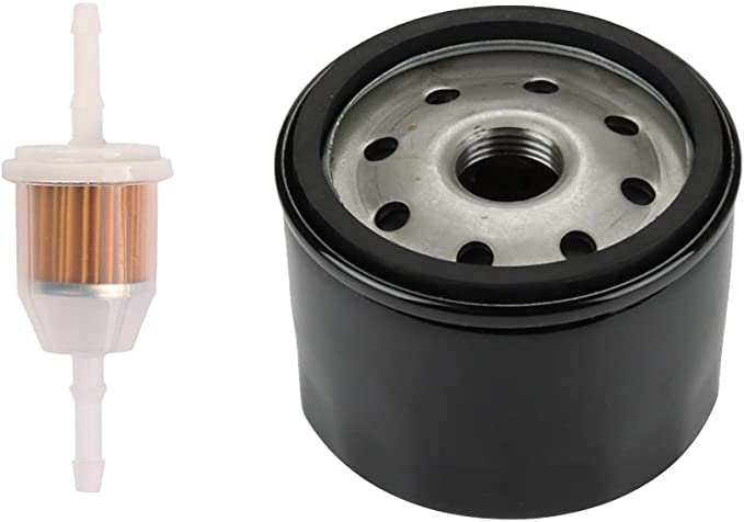 Air Oil Filter for John Deere D100 D105 D110 D130 Lawn Mower MIU1303 LG4153