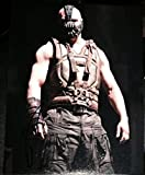 Tom Hardy Signed Autograph 'dark Knight Rises' Bane Vest Pose Photo Coa