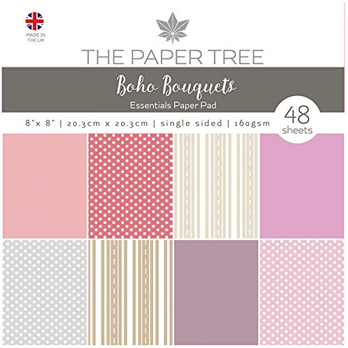 The Paper Tree Boho Bouquets Essentials Pad