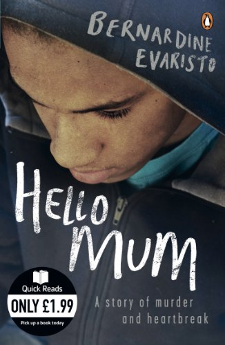Book cover from Hello Mum by Bernardine Evaristo
