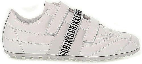 Bikkembergs - Zapatillas para Mujer Blanco Blanco, Color Blanco ...