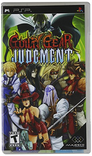 Guilty Gear Judgment - Sony - Gears Judgment
