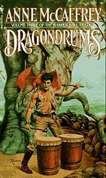 Dragondrums 0553238159 Book Cover