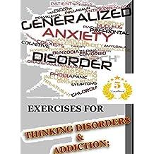 Health & Fitness, toxicomanie et troubles de la Pensée: (Désordre anxieux généralisé) (Clayton Redfield Série Recovery) (French Edition)