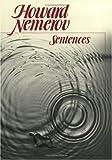 Sentences, Howard Nemerov, 0226572625