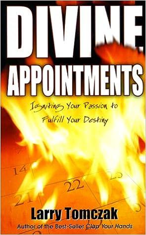 Divine Appointments: Larry Tomczak: Amazon.com: Books