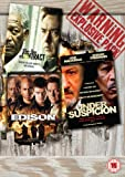 Explosive Pack: Edison / The Contract / Under Suspicion [Import anglais]