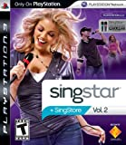 SingStar Vol. 2 - Playstation 3 (Stand Alone)