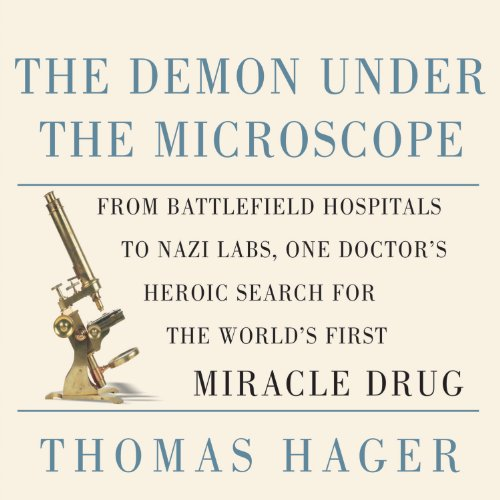 The Demon Under The Microscope cover