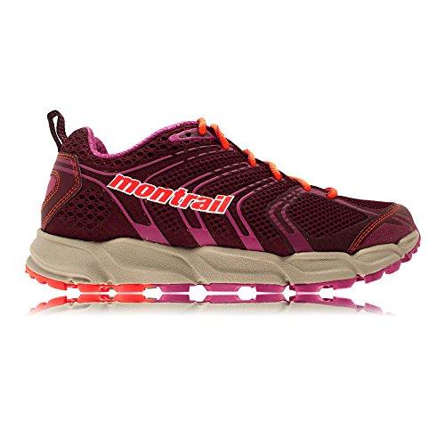 Montrail Coldorado Les Chaussures De Course Sentier Des Femmes Violet