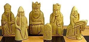 Set de ajedrez SAC Isla de Lewis Juego A102