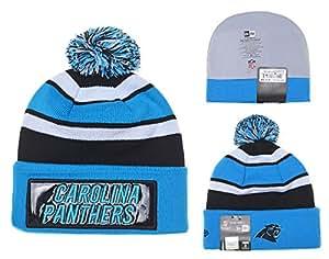 Knit Cap,NFL Carolina Panthers Knit Hat