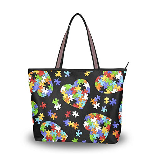 Women Large Tote Top Handle...