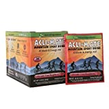 Acli-Mate Mountain Sport Drink Altitude & Energy Aid Packets, Cran-Raspberry ...(Pack of 2)