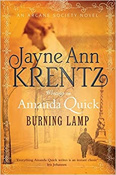 Book Burning Lamp: Number 8 in series (Arcane Society)