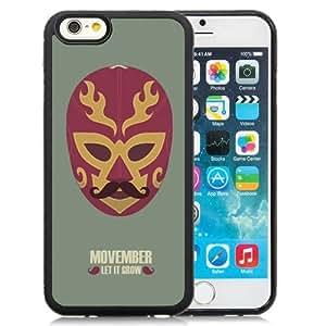 Nacho Moustache Durable High Quality iPhone 6 4.7 Inch TPU Phone Case