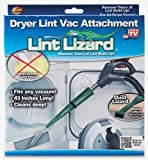 As Seen On TV 6057-12 Lint Lizard Flexible Vacuum Hose