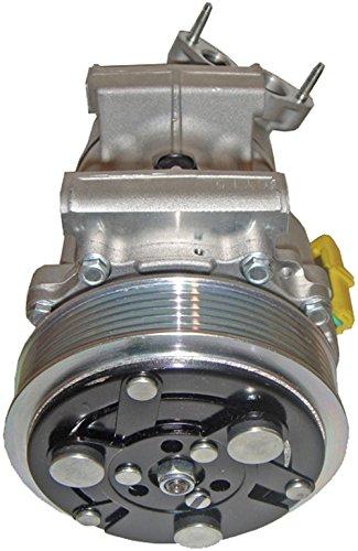 BEHR HELLA SERVICE 8FK 351 134-331 Compresor, aire acondicionado: Amazon.es: Coche y moto