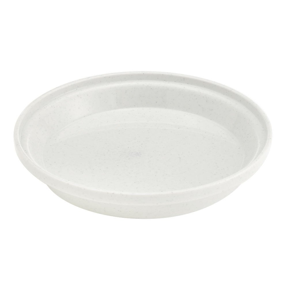 Cambro HK39B480 Heat Keeper Base, for 9'' plate, speckled gray - Case of 12