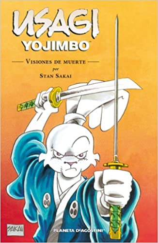 Usagi Yojimbo nº 20: Visiones de muerte Independientes USA ...
