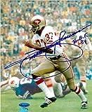 Autograph Warehouse 34596 Jimmy Johnson Autographed 8 x 10 Photo San Francisco 49Ers