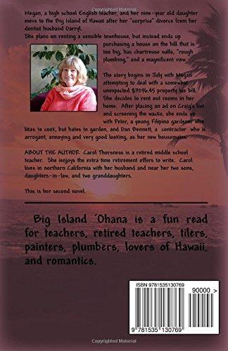 Big Island 'Ohana: An Unintended Romance: Carol Thorsness