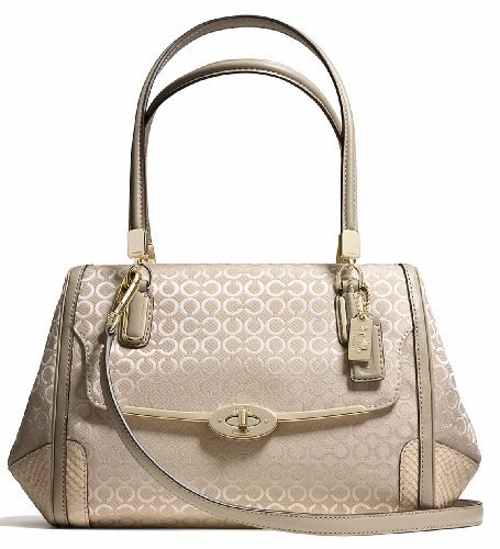 Coach Op Art Shoulder Bag - 4