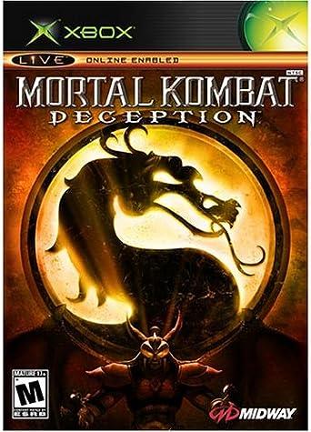 Mortal Kombat Deception - Xbox by Warner Bros: Amazon.es: Videojuegos