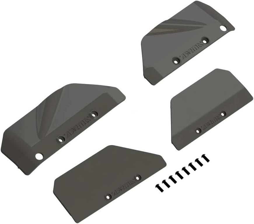 ARRMA AR330414 Dirt Guard Set Nero R//C Car Part
