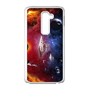 Star Wars Death Star LG G2 Cell Phone Case White as a gift V2099047